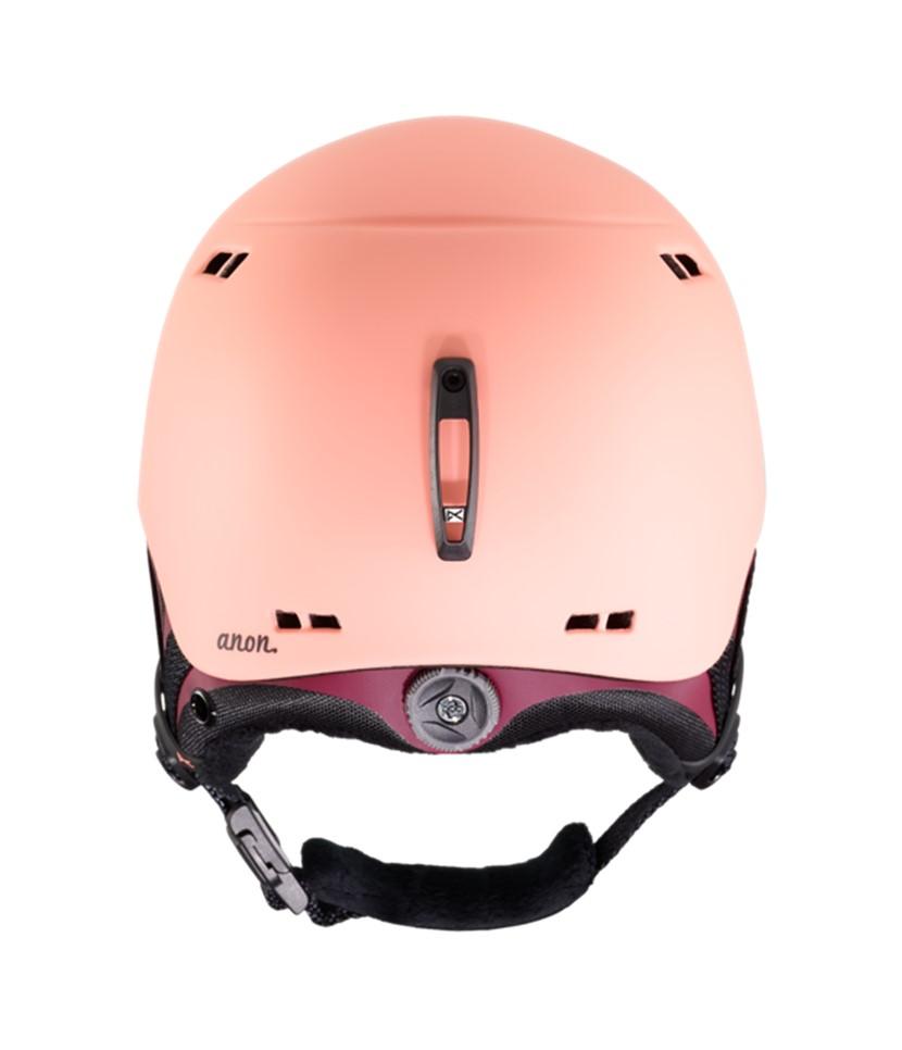Anon Griffon Helmet-Coral 3.