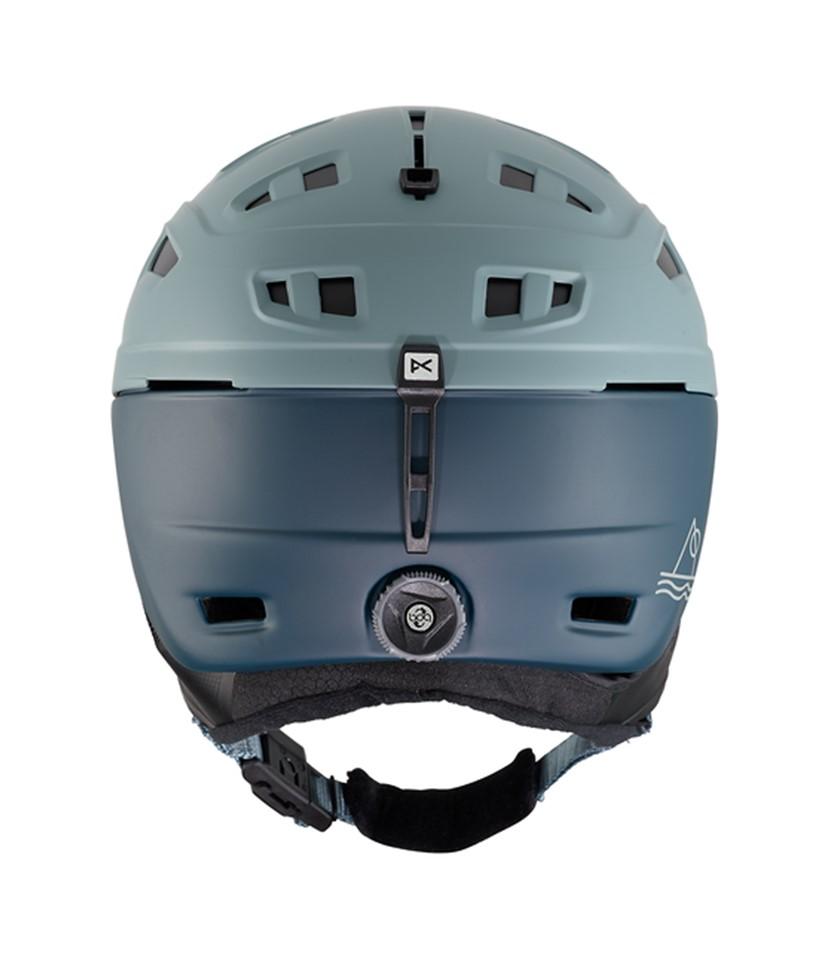 Anon Prime MIPS Helmet-Lay Back Gray 3.