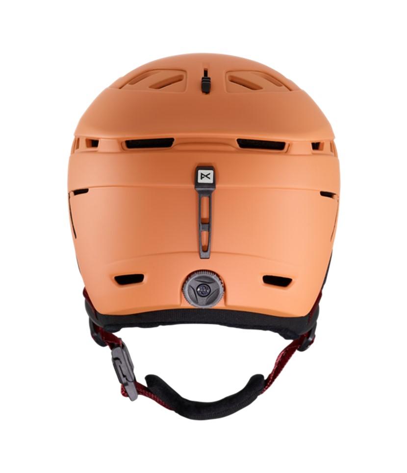 Anon Echo Helmet-Orange 3.