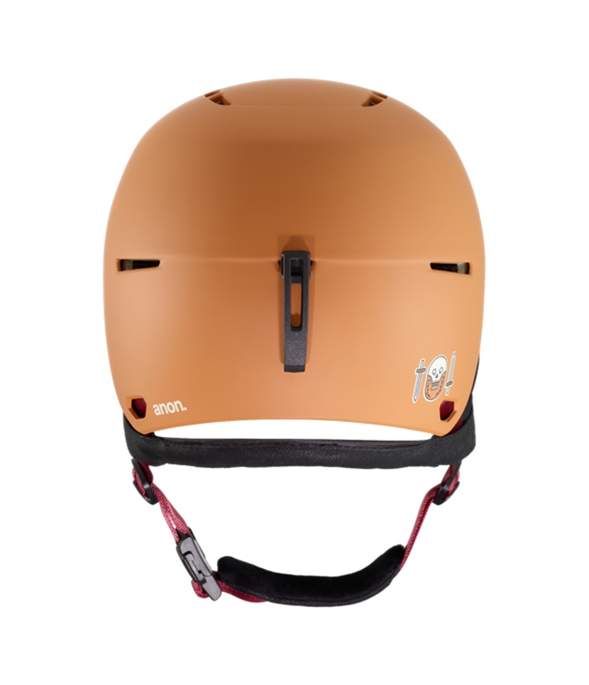 Anon Highwire Helmet-DOA Orange 3.