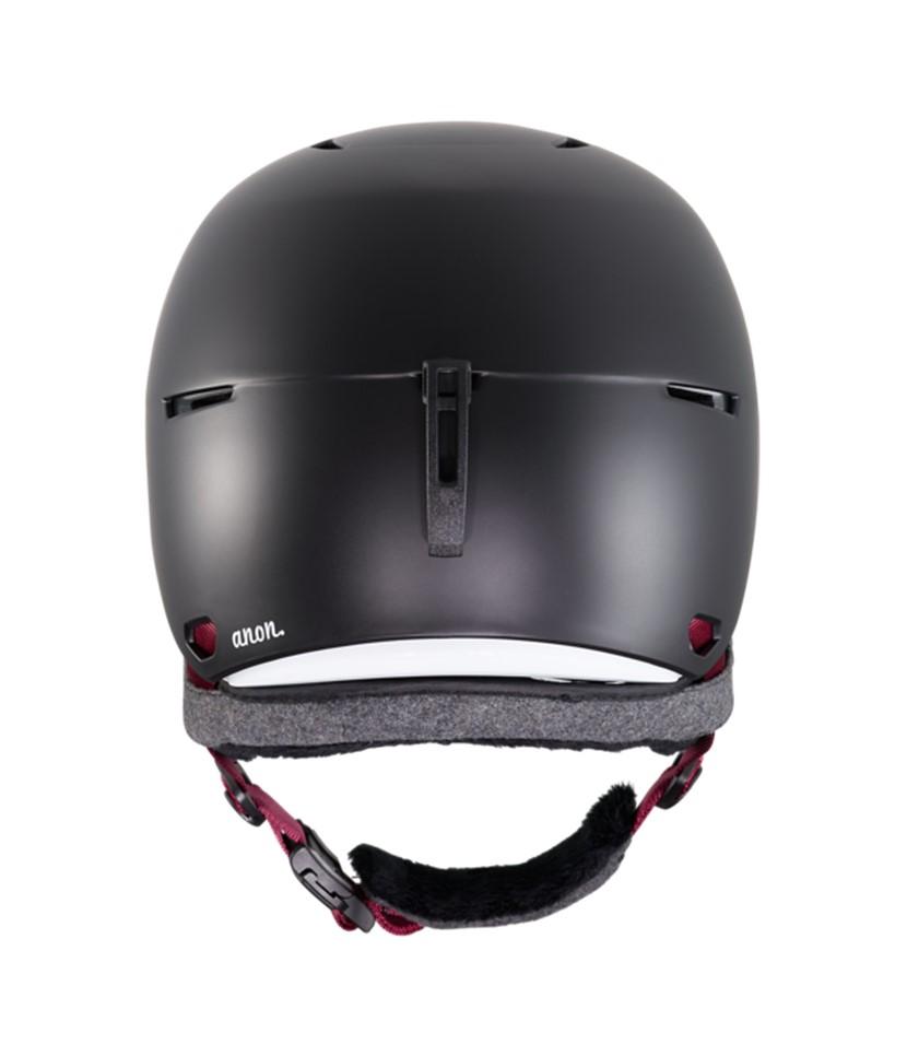 Anon Raven Helmet-Black 3.