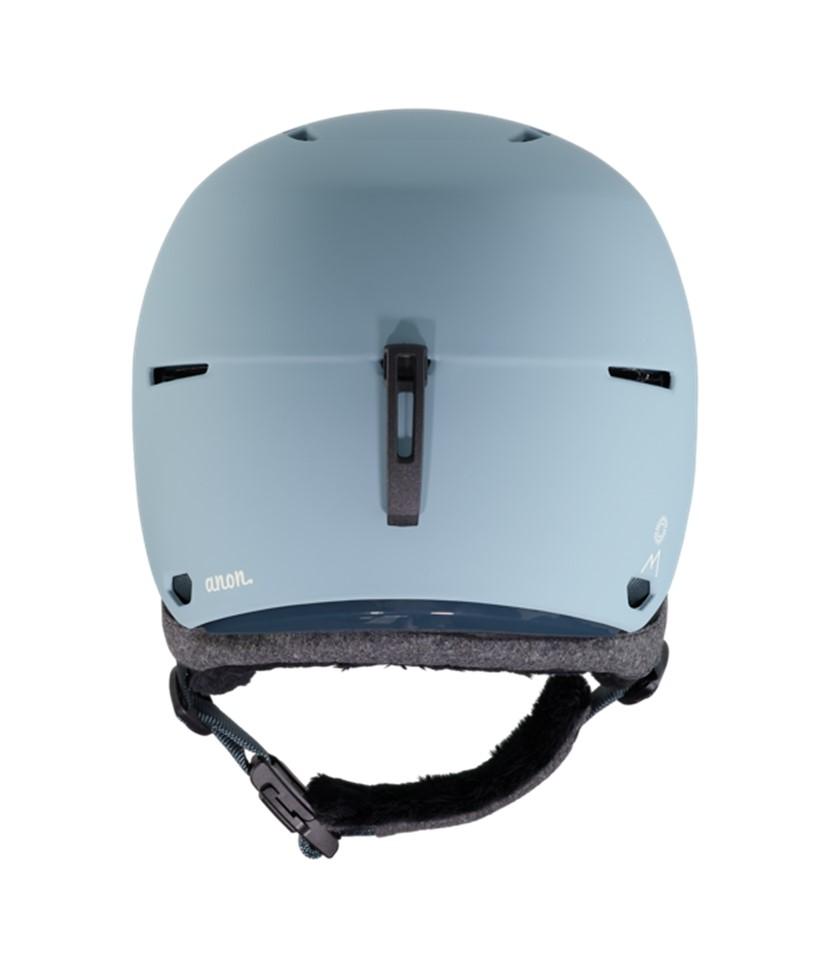 Anon Raven Helmet-Gray 3.