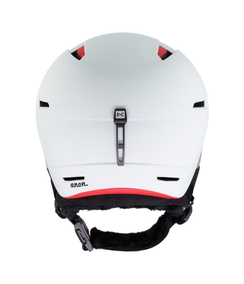 Anon Auburn Helmet-White Rose 3.
