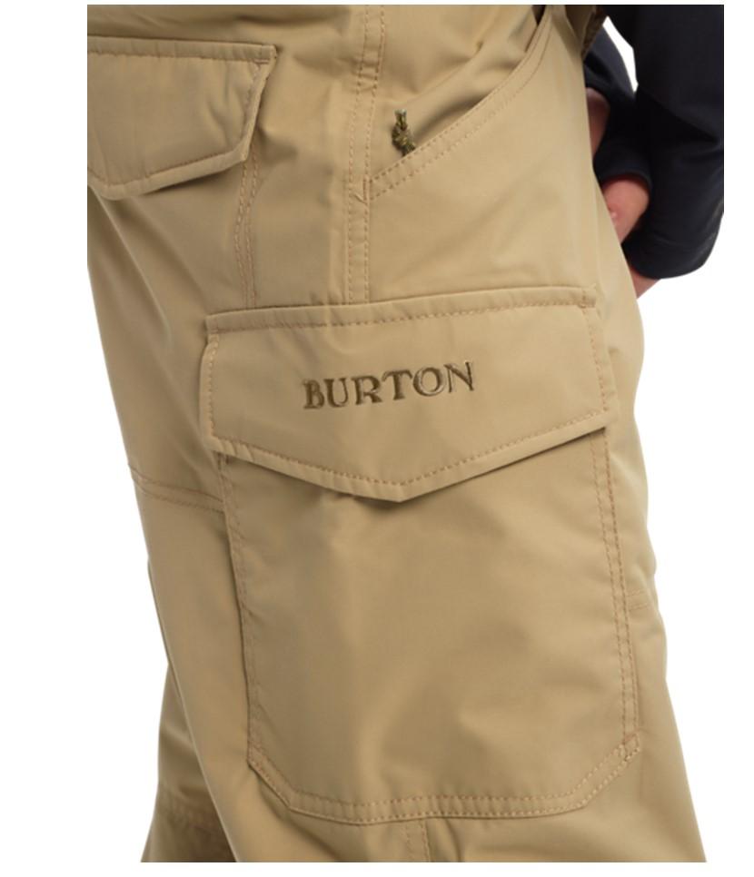 Burton Covert Insulated Pants-Kelp 3.