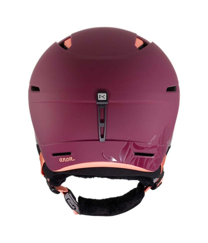 Anon Auburn Helmet-Ruby 3.