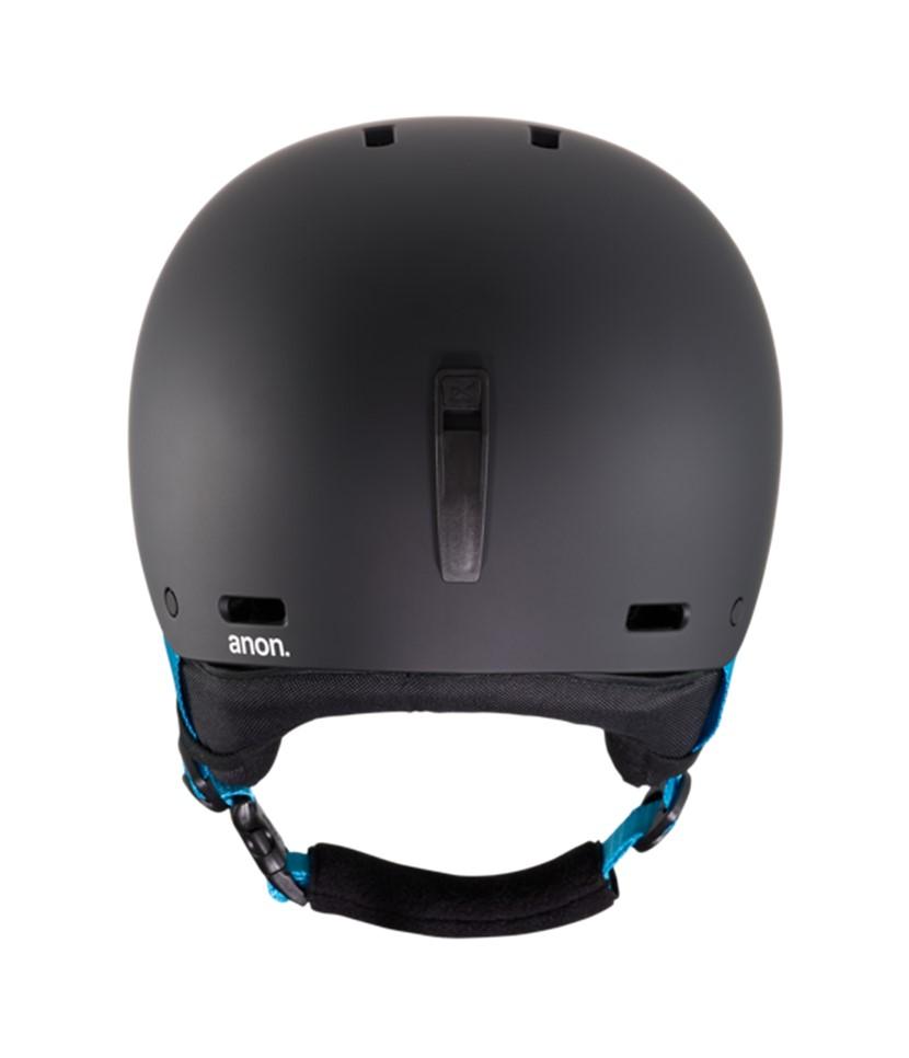 Anon Raider 3 Helmet-Black Pop 3.