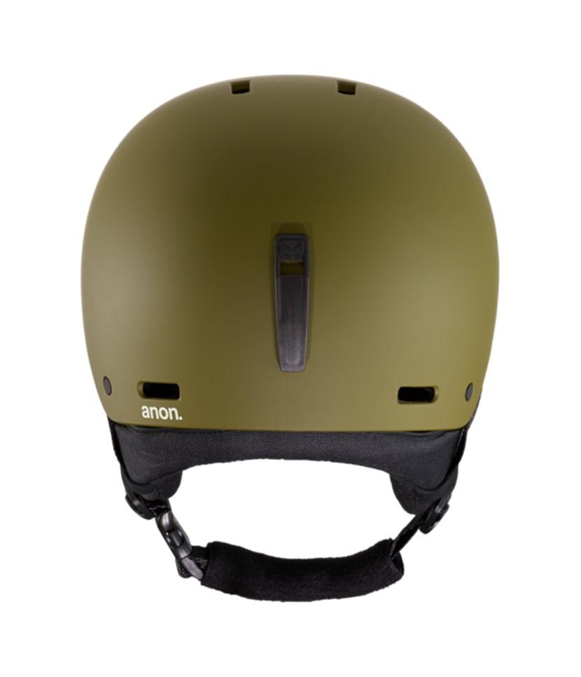 Anon Raider 3 Helmet-Olive 3.