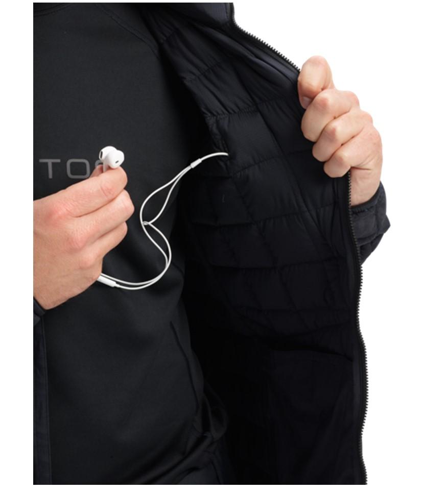 Burton AK Baker Lite Down Insulator Jacket-Black 3.