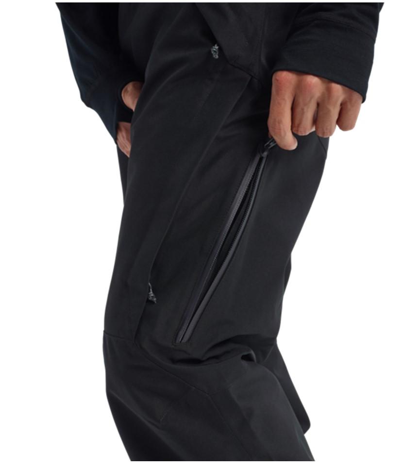 Burton Gore-Tex Vent Pants-True Black 4.