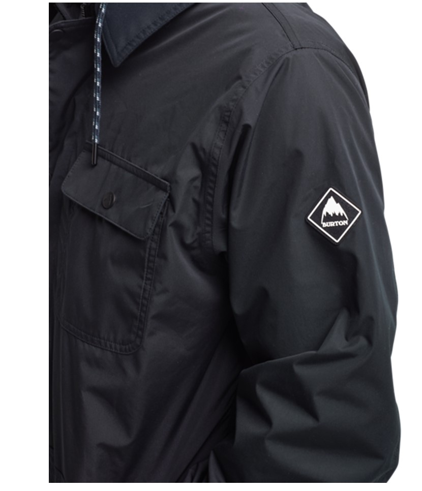 Burton Dunmore Jacket-True Black 4.