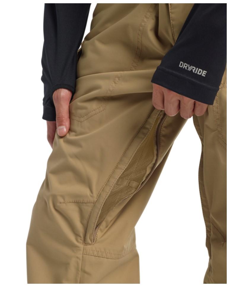 Burton Covert Insulated Pants-Kelp 4.