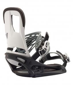 Burton Cartel EST Black/White 2020 Snowboard Binding