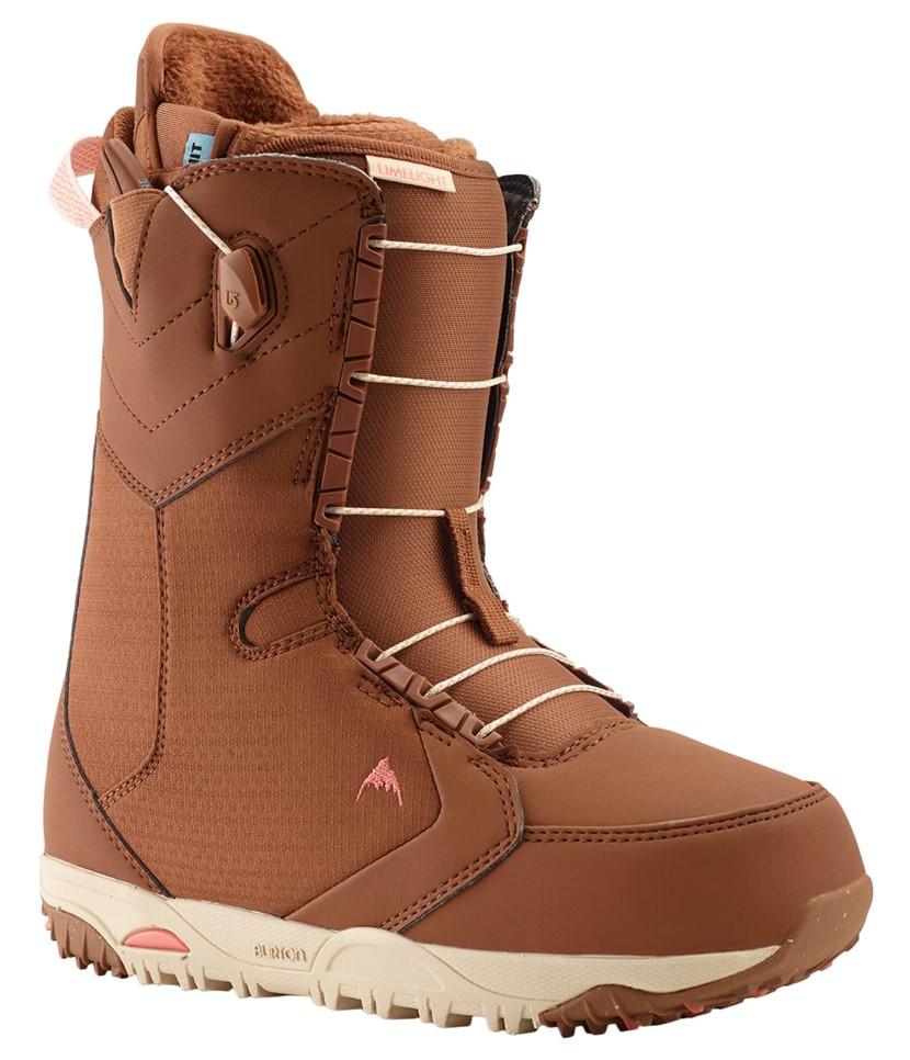 Burton Limelight Brown Sugar 2020 Snowboard Boots