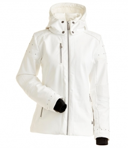 Nils Harper Jacket White