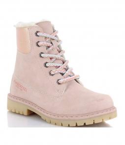 Kimberfeel Frimouss Apres Boots-Rose