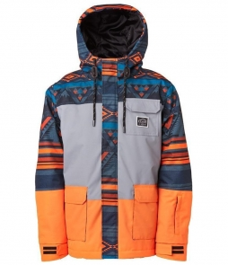 Elude Javi Jacket-Mountain Aztec Monument