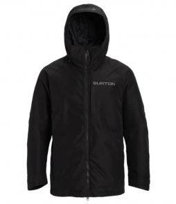 Burton Gore-Tex Radial Shell Jacket-True Black