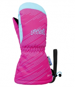 Reusch Maxi-Baby Mitt-Sky Blue/Pink