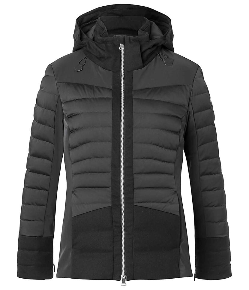 Kjus Palu Ski Jacket-Black