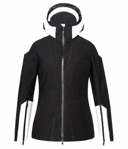 Kjus Freelite Ski Jacket-Black White