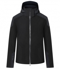 Kjus Freelite Mens Ski Jacket-Black
