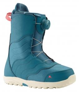 Burton Mint Boa Storm Blue 2020 Snowboard Boots