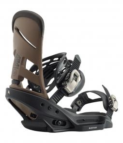 Burton Mission EST Black/Mocha 2020 Snowboard Binding