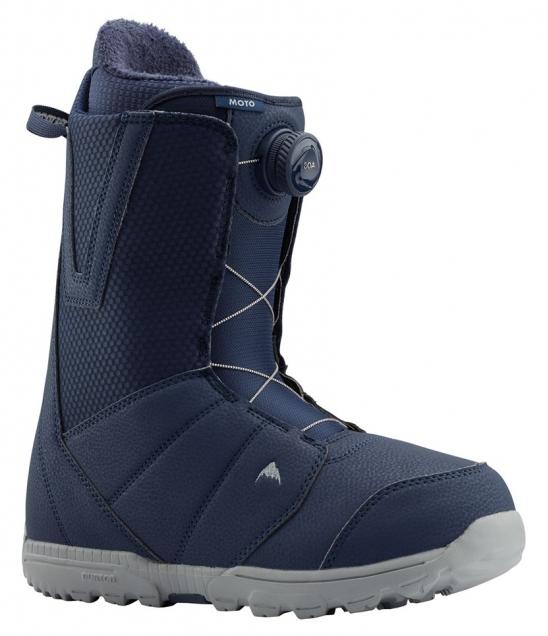 Burton Moto Boa Blue 2020 Snowboard Boots