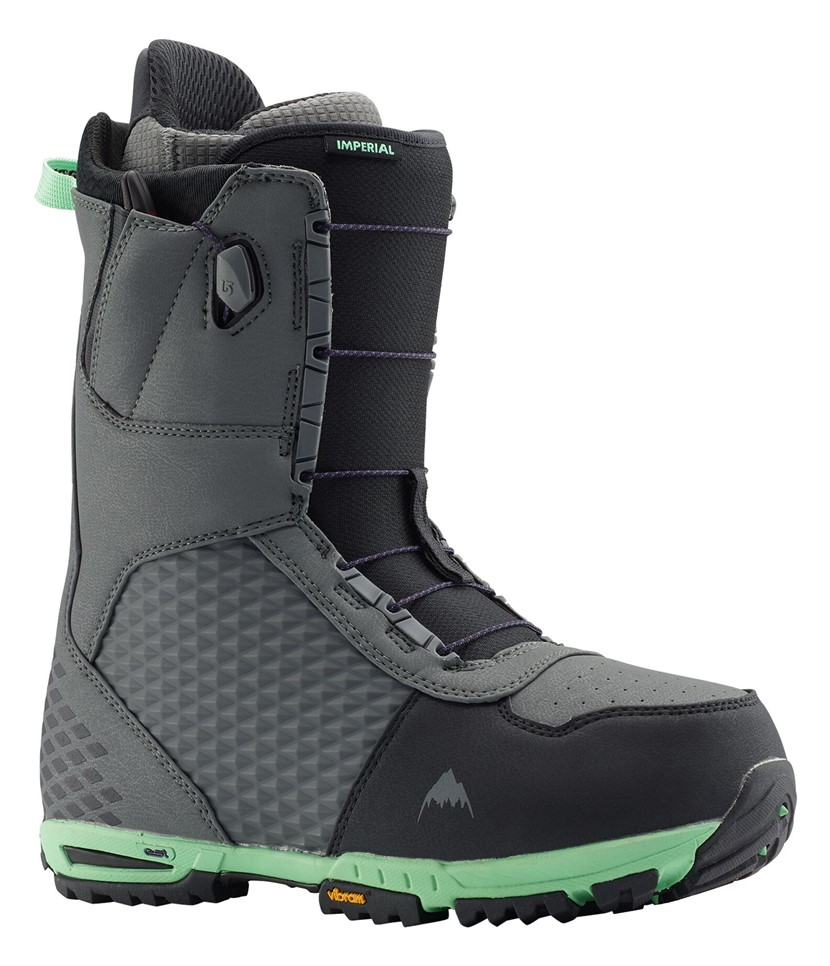 Burton Imperial Gray/Green 2020 Snowboard Boots
