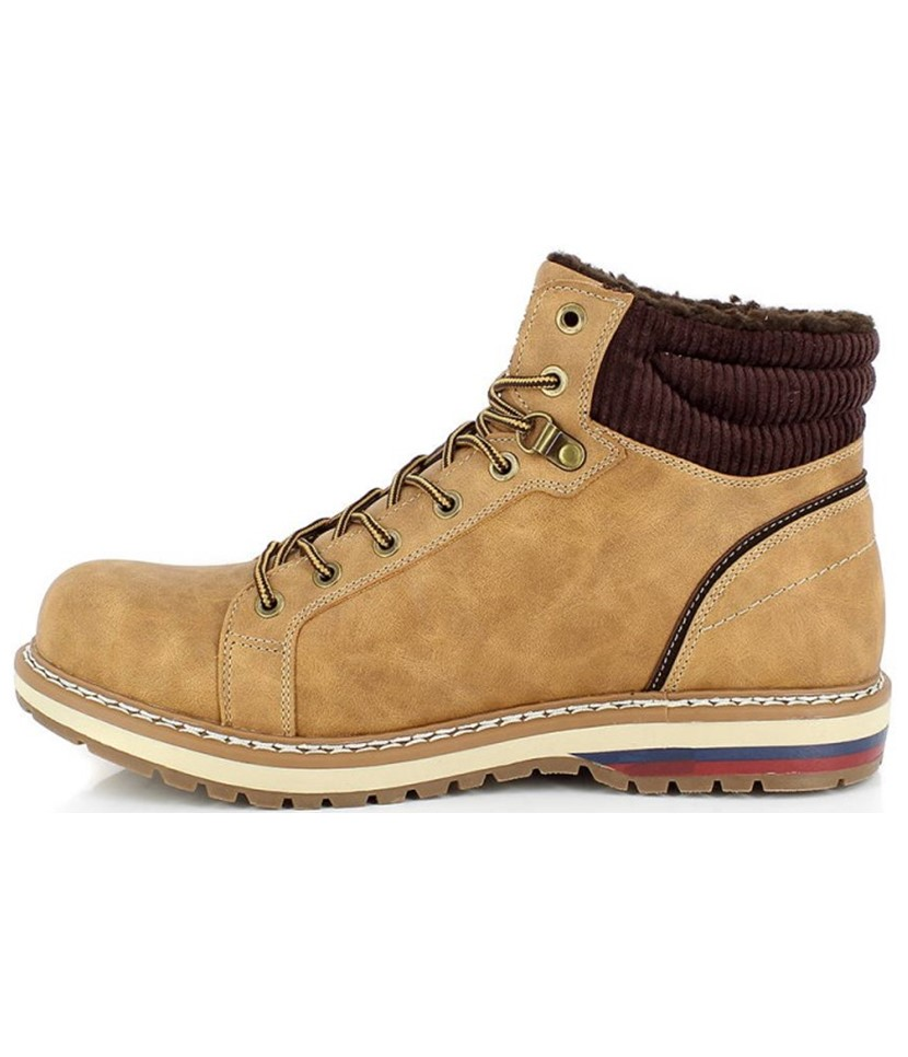 Kimberfeel Dawson Apres Boots-Miel 2.