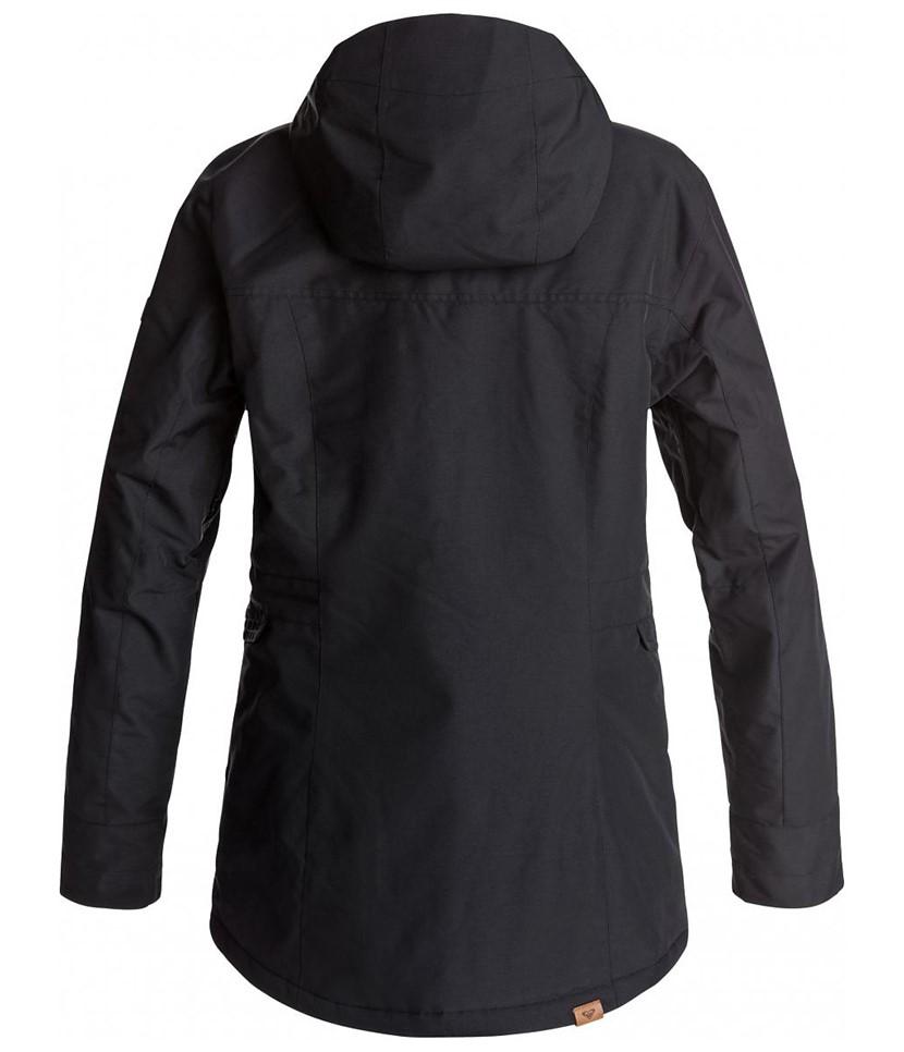 Roxy Andie Jacket-True Black 2.