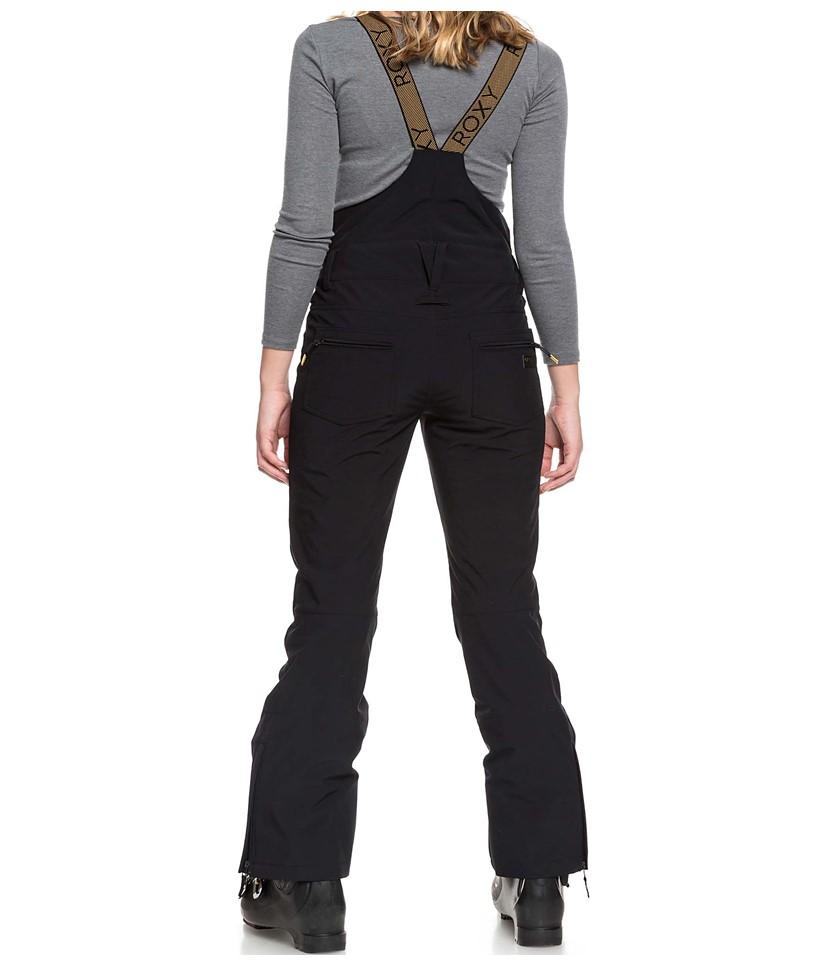 Roxy Torah Bright Summit Pants-True Black 2.