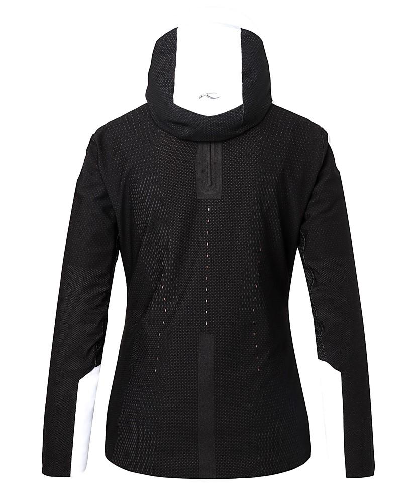 Kjus Freelite Ski Jacket-Black White 2.