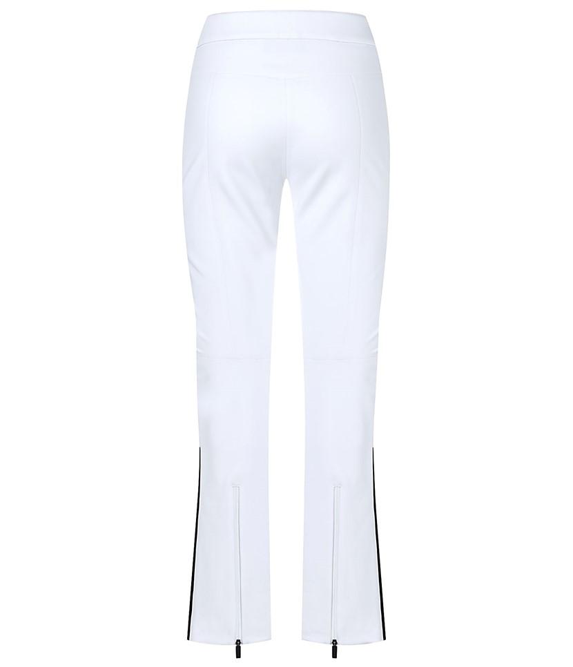 Kjus Sella Jet Ski Pants-White Black 2.