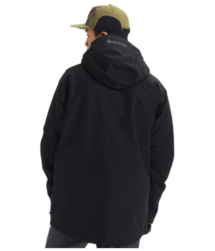 Burton Gore-Tex Radial Shell Jacket-True Black 2.