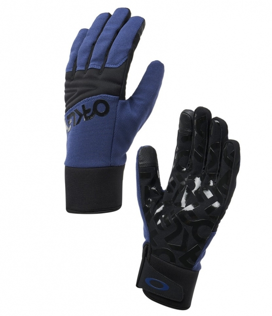 Oakley Factory Park Glove Blue