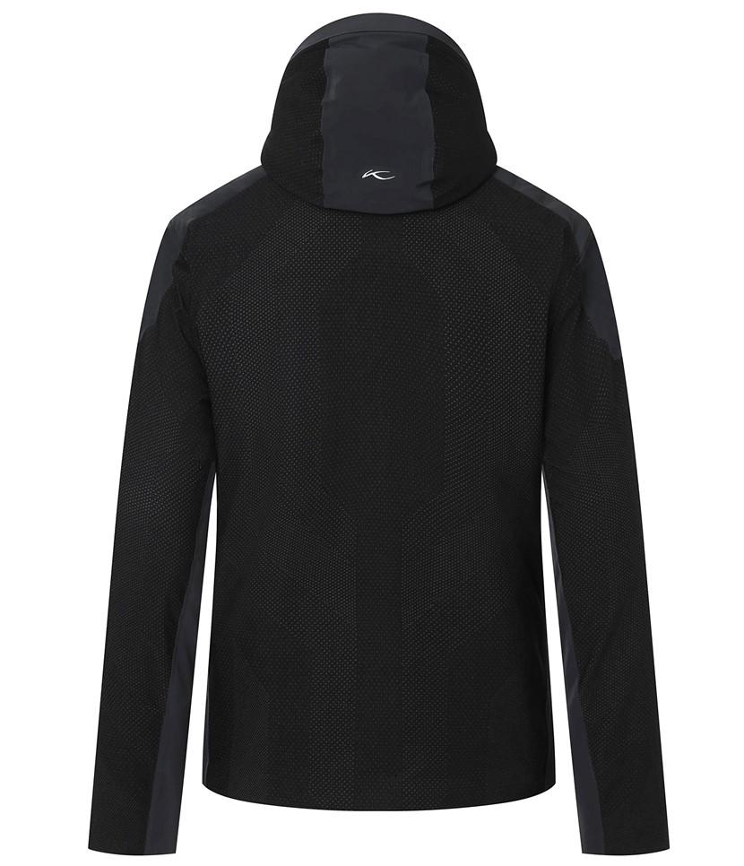 Kjus Freelite Mens Ski Jacket-Black 2.