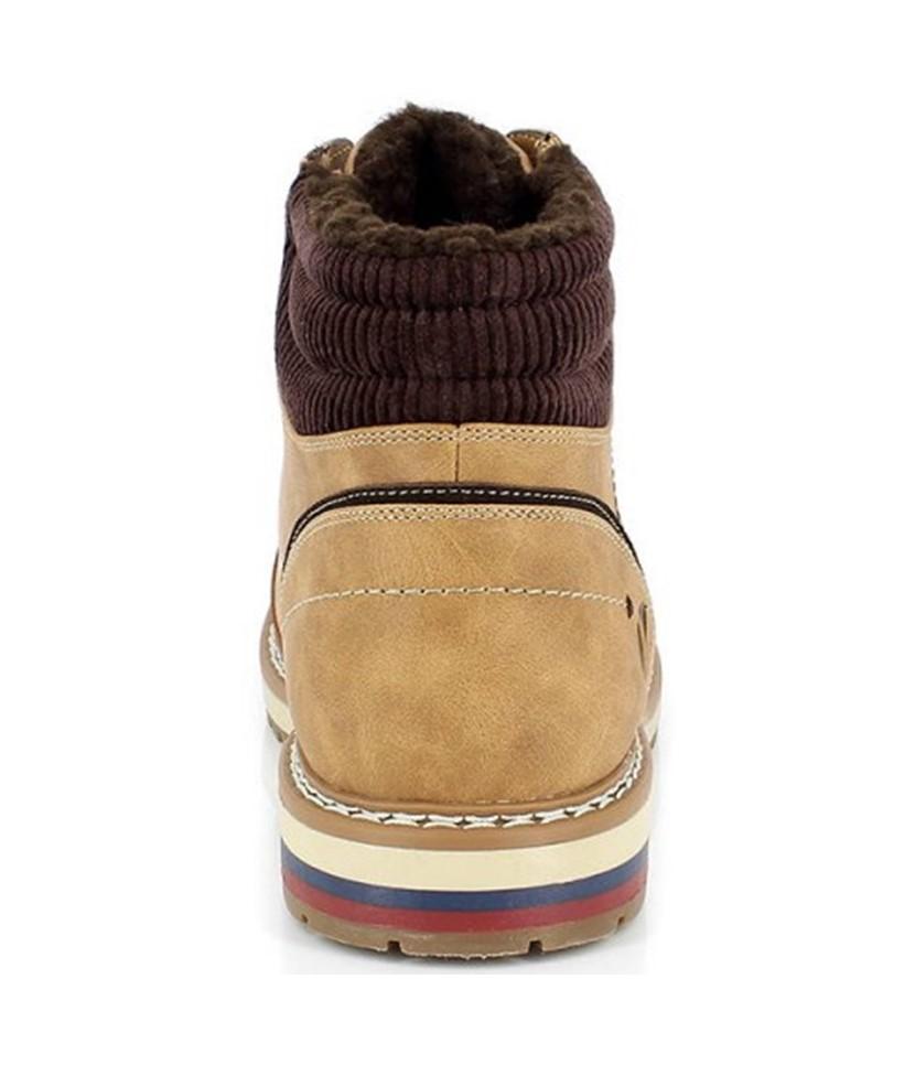 Kimberfeel Dawson Apres Boots-Miel 3.