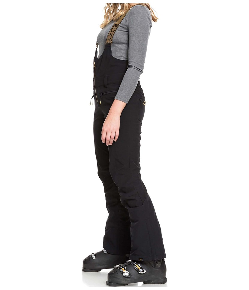 Roxy Torah Bright Summit Pants-True Black 3.