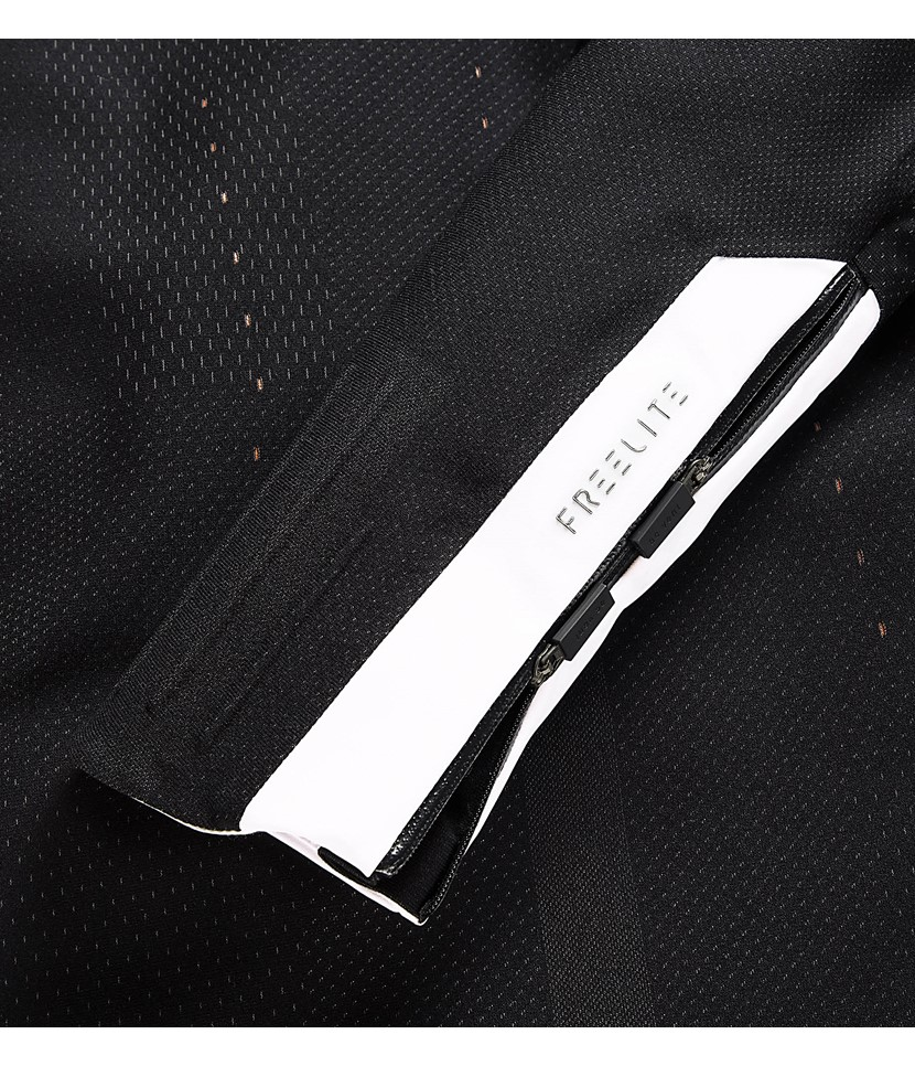 Kjus Freelite Ski Jacket-Black White 3.
