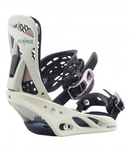 Burton Escapade Vapor White 2020 Snowboard Binding