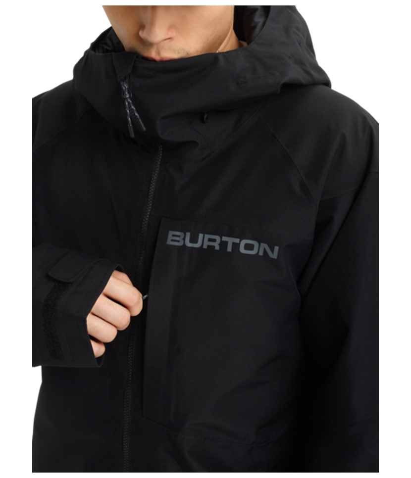Burton Gore-Tex Radial Shell Jacket-True Black 3.