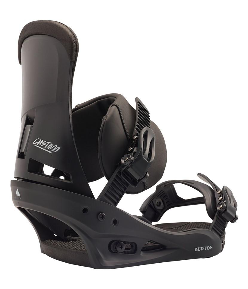 Burton Custom Black 2020 Snowboard Binding