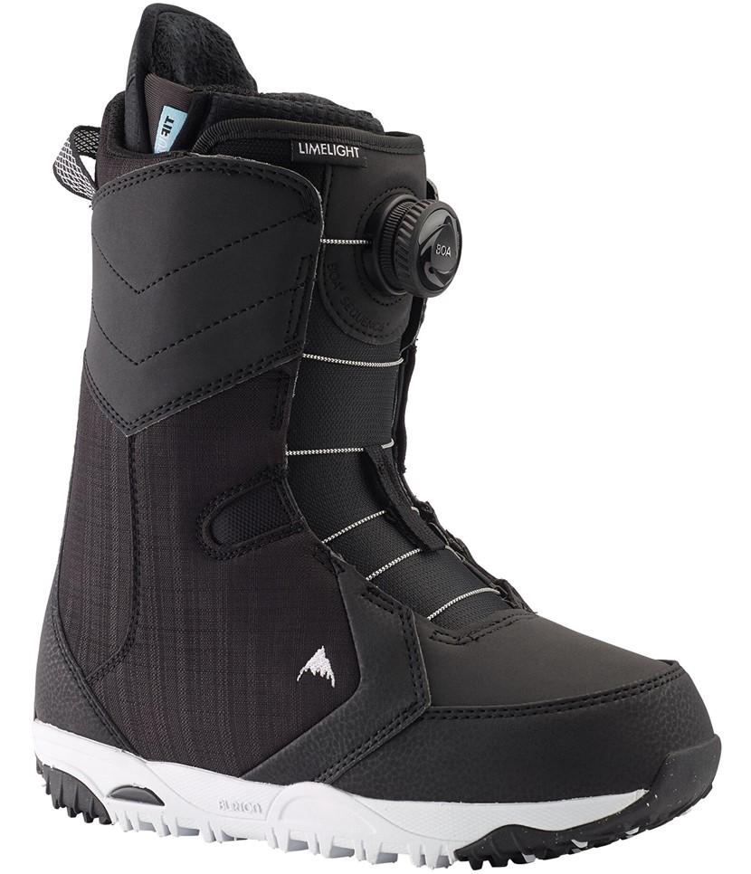 Burton Limelight Boa Black 2020 Snowboard Boots