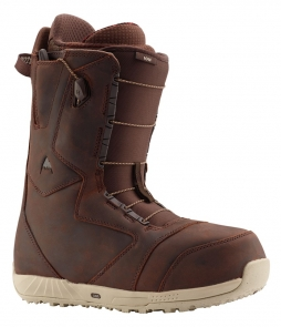 Burton Ion Leather Deep Cognac 2020 Snowboard Boots