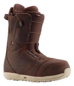 Burton Ion Leather Deep Cognac 2020 Snowboard Boots