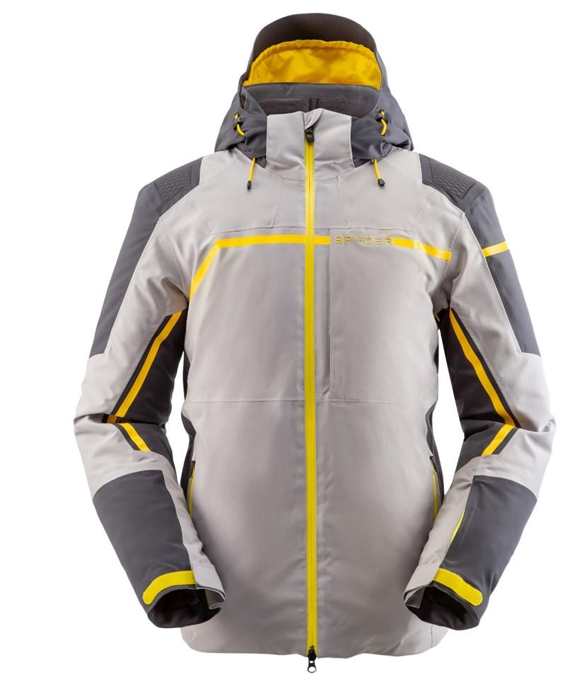 Spyder Gore-Tex Titan Jacket Alloy