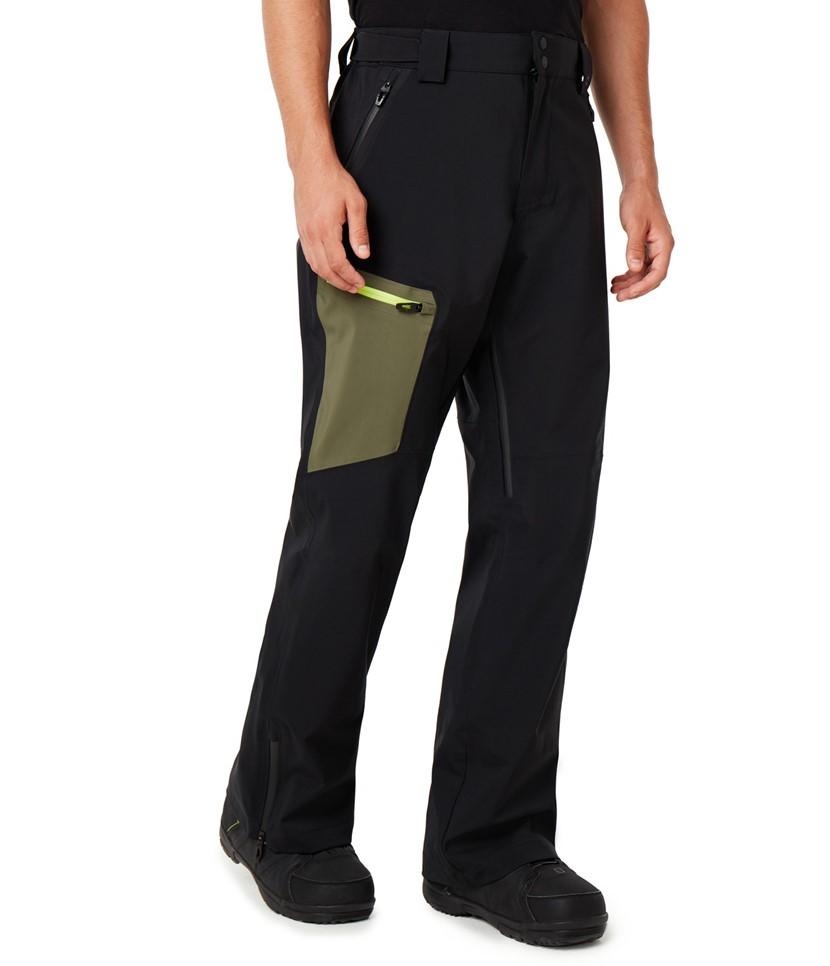 Oakley Black Forest 2.0 3L Shell Pant-Blackout 2.