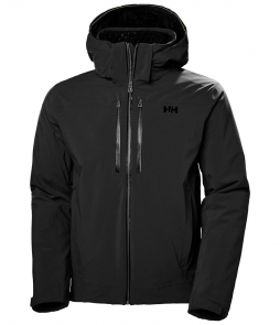 Helly Hansen Alpha Lifaloft Jacket-Black