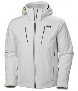 Helly Hansen Alpha 3.0 Jacket-White